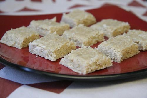 tilachya vadya: sesame seed candy