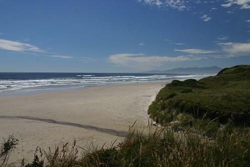 Ocean Beach, Strahan, W Tassie.