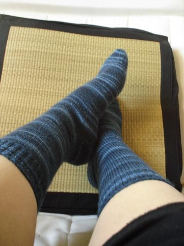 Lerwick socks