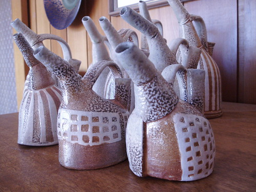 Henderson is a Canberra potter who graduated as a mature-age student from ...