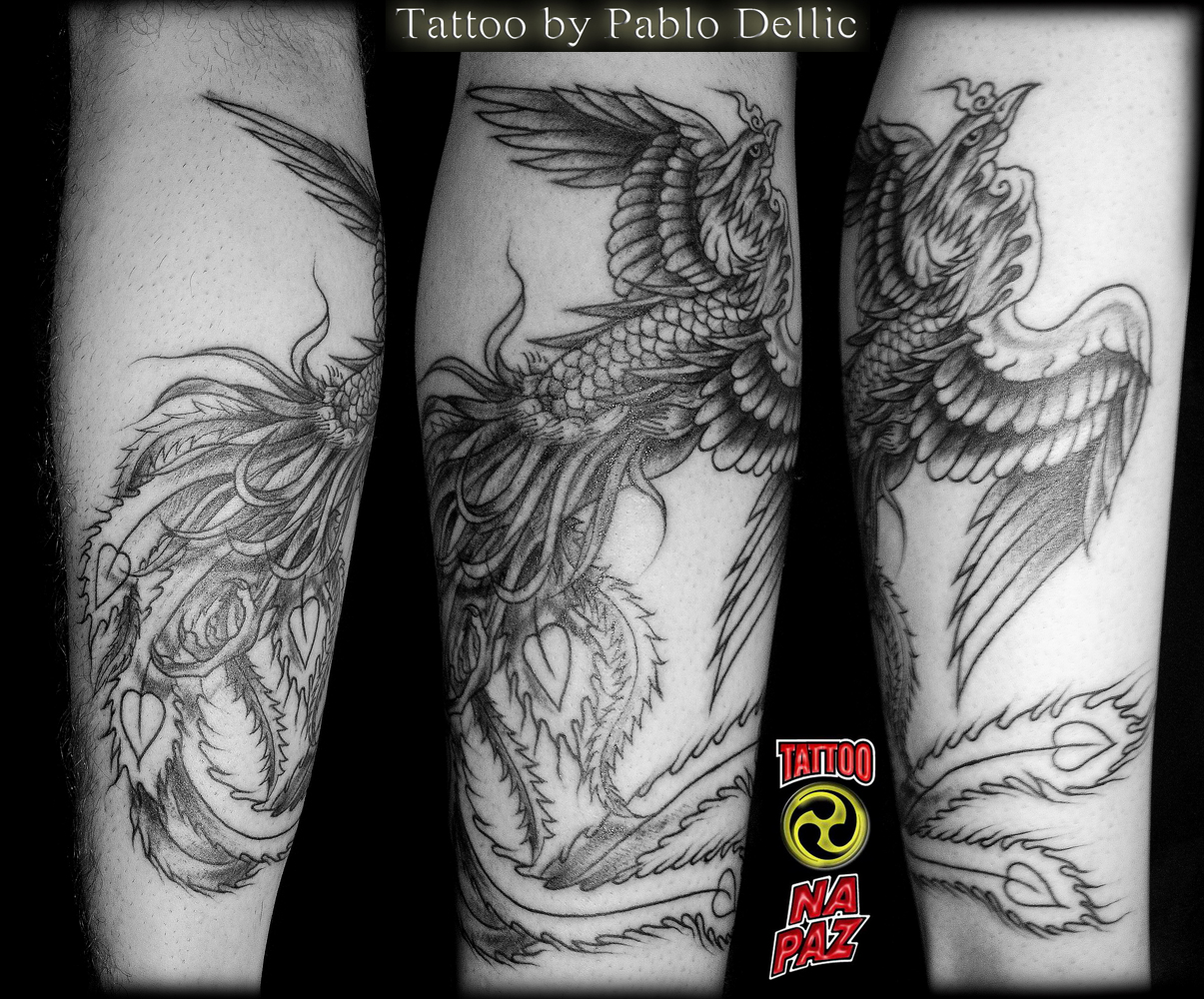 1Seo Phoenix Tattoo By