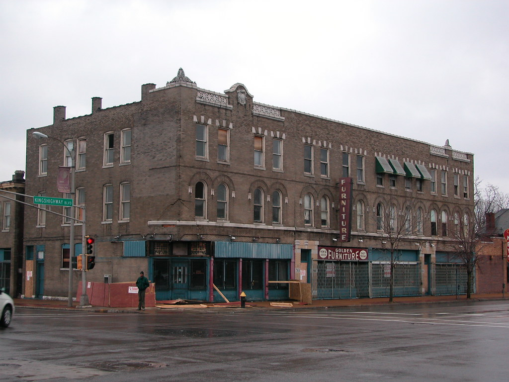 Roberts Brothers Properties Llc St Louis