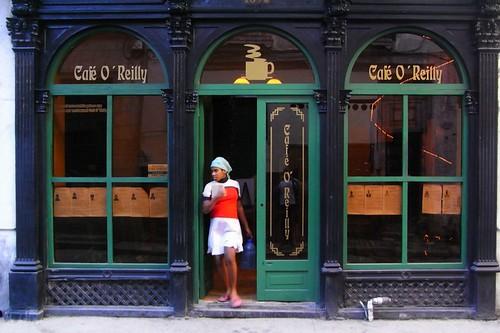 Café O'Reilly por designwallah.