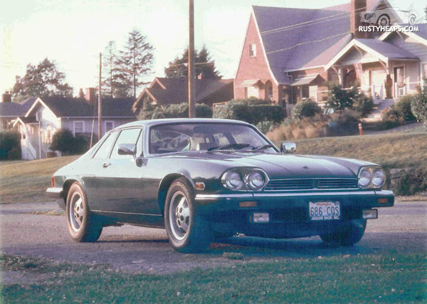 1984 Jaguar XJ-S