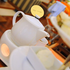 Mariage Freres Tea at L'Espace de l'Oriental