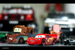 Cars (Mohamed Majki) Tags: family cars kids canon 350d comedy action adventure animation aplusphoto