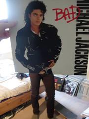 Michael Jackson Sleeveface
