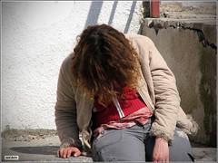 Orit (saultakesphotos) Tags: street woman canon israel telaviv prostitute smell saul heroin rough davis junkie sexworker orit drugaddict    canonpowershots3  orith   benqish top20femmes sauldavis   finnstreet