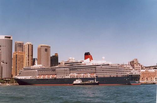 Queen Victoria, Sydney