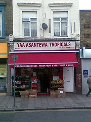 Picture of Yaa Asantewaa Tropicals, SE16 3TS