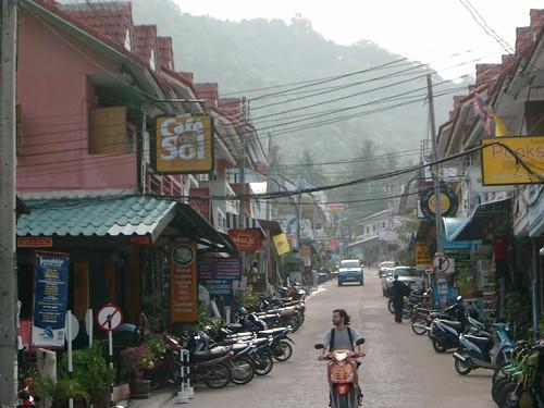 Koh Tao Street