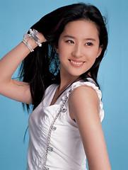 Liu Yifei (Coolmate) Tags: beauty liu pretty crystal innocent yifei