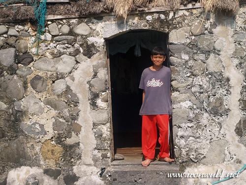 Chavayan Kid by the Door