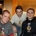 Cousco, Arkan et Chris
