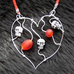Skully Heart (365/25)