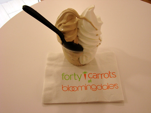 Fro-Yo from Forty Carrots