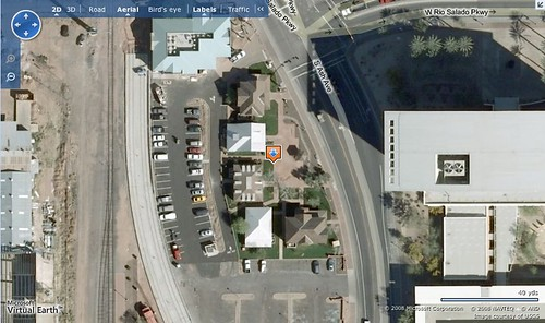 maps.live.com of webmediarx