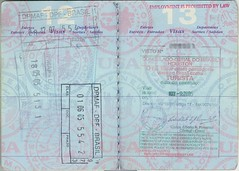 Passport 12 13 () Tags: chile brazil brasil stamp passport picnik visa pasaporte sello