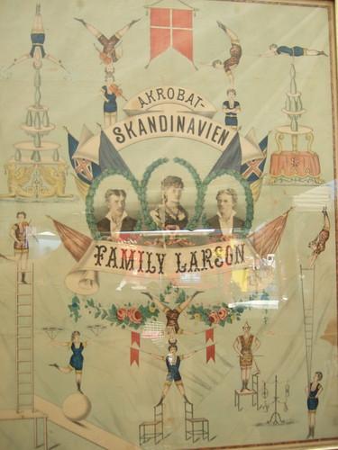 Family Larsen Poster (by ann-dabney)