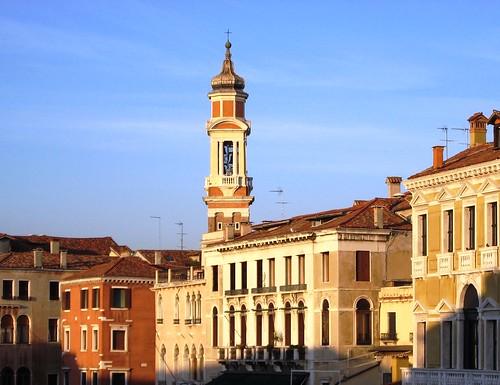 SS Apostoli campanile