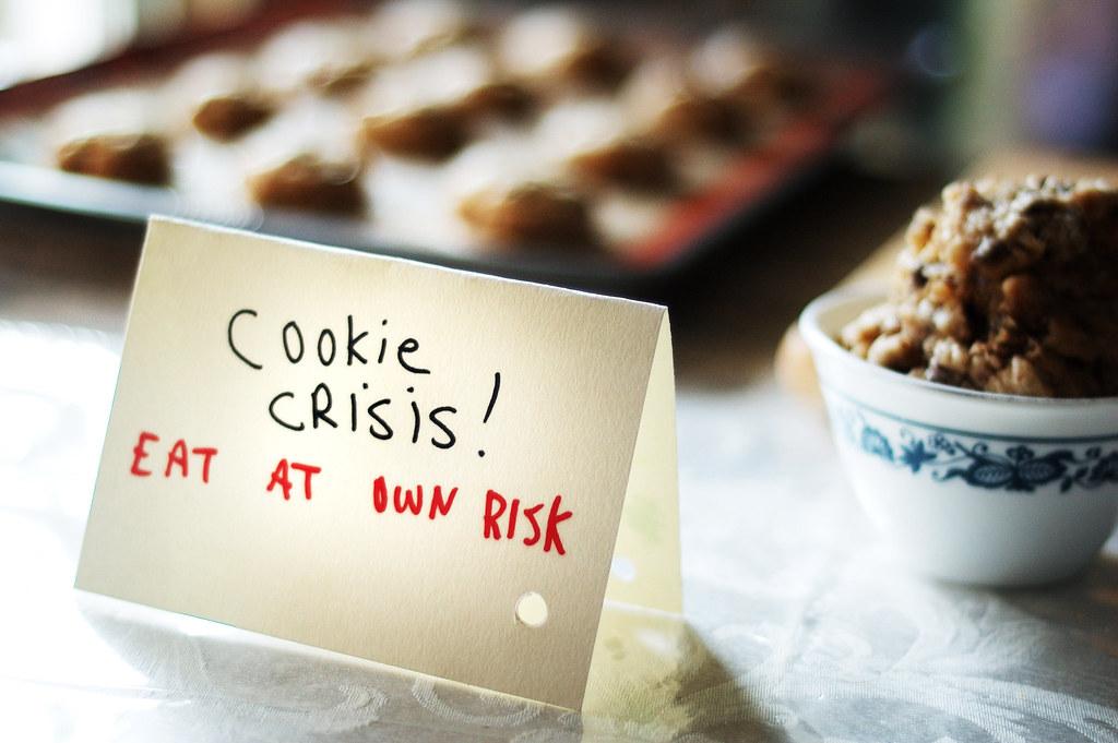 Cookie Crisis!