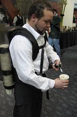Java Man, JavaOne 2008
