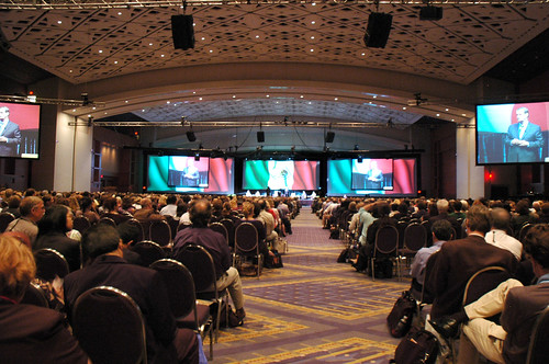 Opening Plenary at NAFSA 2008