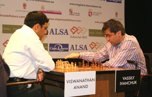 Anand vs Ivanchuk