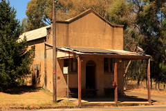Burrowa News Printing Works (Darren Schiller) Tags: boorowa newsouthwales abandoned architecture building closed derelict disused decaying deserted empty facade history heritage newspaper printers shop store smalltown rural rustic