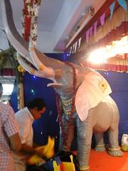 20141123_151202 (bhagwathi hariharan) Tags: ganpati ganpathi lordganesha god nallasopara nalasopara pooja idols