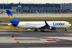D-ABUB  767-330(ER) Condor (Antonio Doblado) Tags: frankfurt doblepasillo twinaisle dabub boeing b767 767 condor