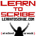 Learn to Scribe. Change the World.