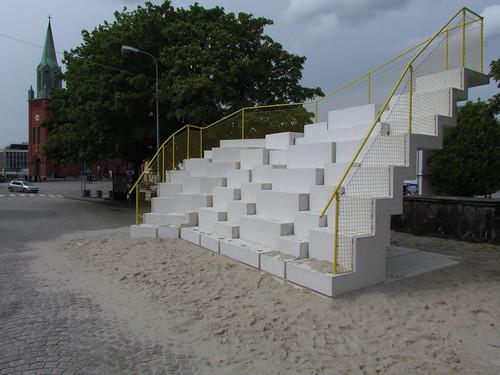 Jubileé pavilion at Nytorget