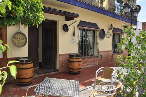 Restaurante La Sarten