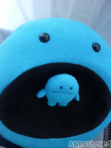 Baby Jibber (the blue guy from AT&T commercial)