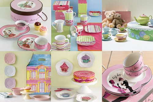 Rosanna tableware