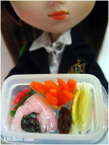 World's Smallest Bento?