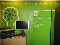 HP Efficient Computing at SNW