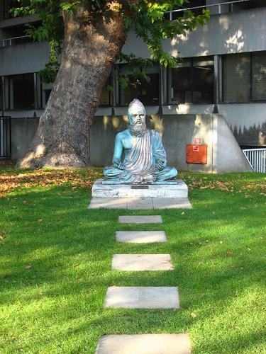 SOAS buddha