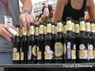 German-Beer-Stack