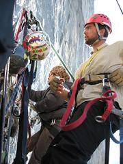 El Cap Pics 257 (myentirename) Tags: climbing elcapitan davey elcap bigwall lostinamerica adamhubenig hubenig tommyfallswell kickya