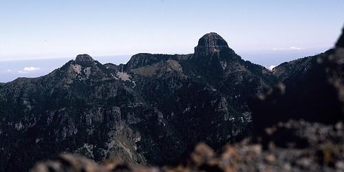 Mt. Dabajien and Shaobajien