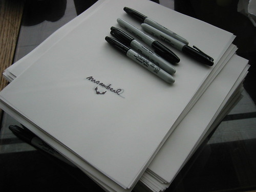 600 signed pages for Bead Simple