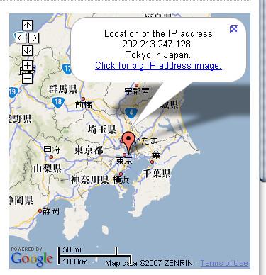 investigating IP 202.213.247.128