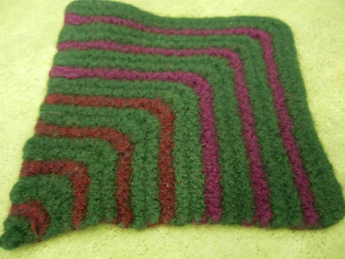 cascade potholder felted RS