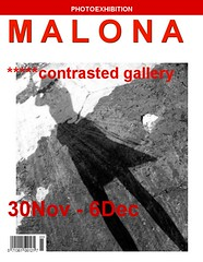 exhibtion poster (by Manuel) (malona) Tags: gallery exhibition malona contramowly manueldiumenj contrastedgallery pleasevisitmeatthecontrastedgallery