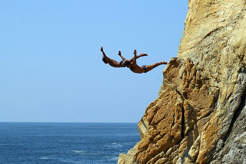 Cliff Divers by twotom192004 ( will return later this summer).