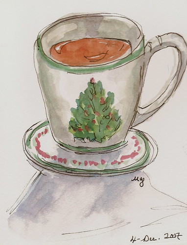 Mug Series: Christmas_no.1