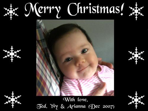 Ella's 1st Christmas