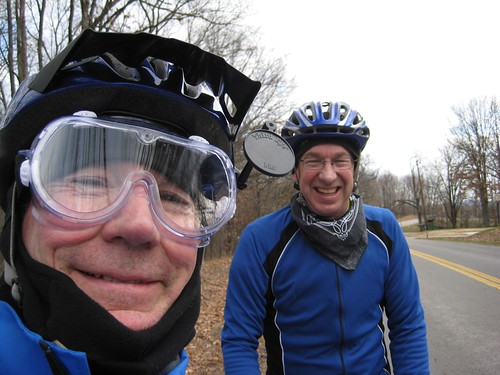 New Year's Ride the Temperature Ride